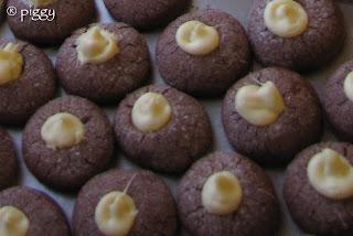 biscotti da regalare a natale #2: fossette golose