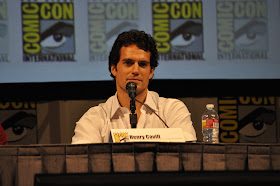 Henry at Comic-Con 2011