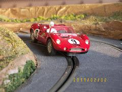 MASERATI type 63 LM 1961