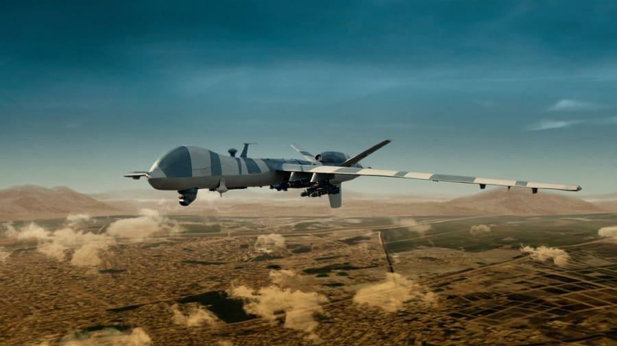 Drone Torrent Imagem