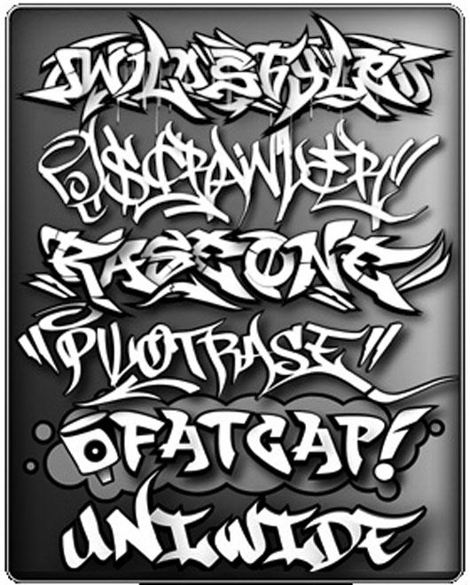 Graffiti styles best graffitianz - Letter a graffiti style ...