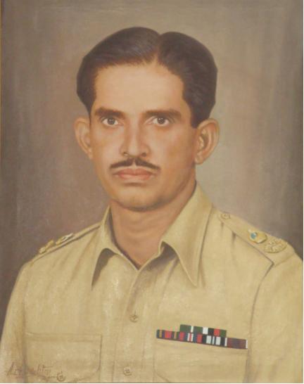 Maj Raja Sanaullah Khan