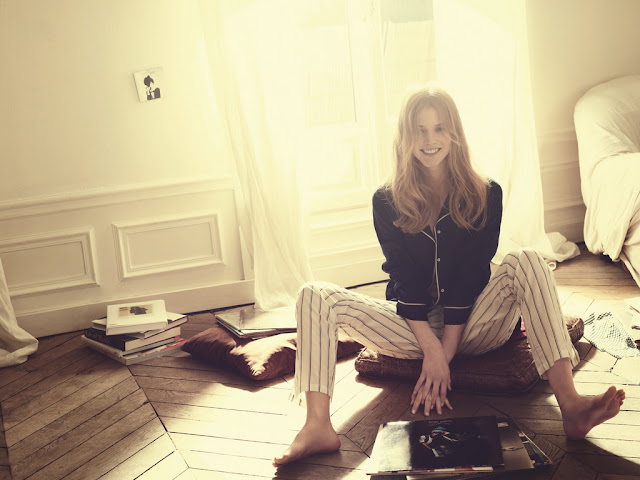 Hanna Wahmer for Princess Tam Tam HomeWear FW 2012