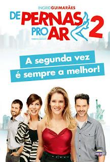 De Pernas pro Ar 2 DVDRip XviD Nacional