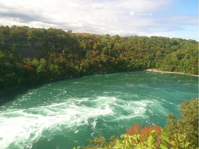Whirlpool Park, Niagara River