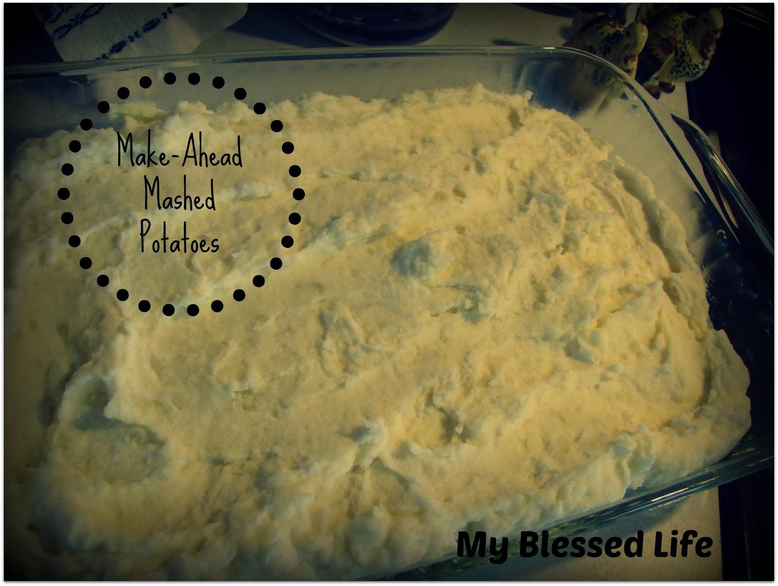 how to make tasty mash