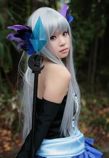 Odin Sphere Gwendolyn Cosplay by Shirayuki Himeno
