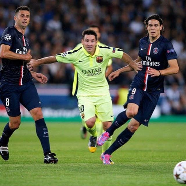 PSG vs Fc Barcelona 2014-2015 ~ Fc Barcelona Photo