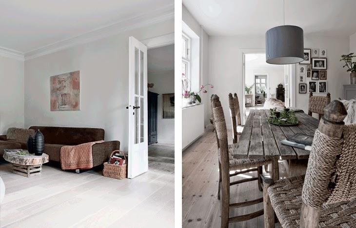 Design Attractor Rustic Home On Danish Farm