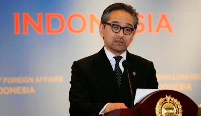 Menteri Luar Negeri Indonesia Marty Natalegawa