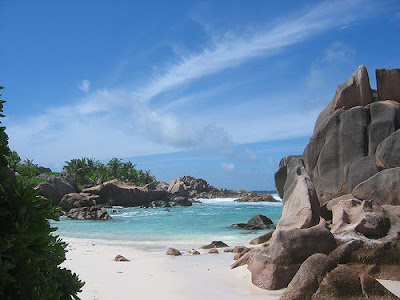 Seychelles Digue