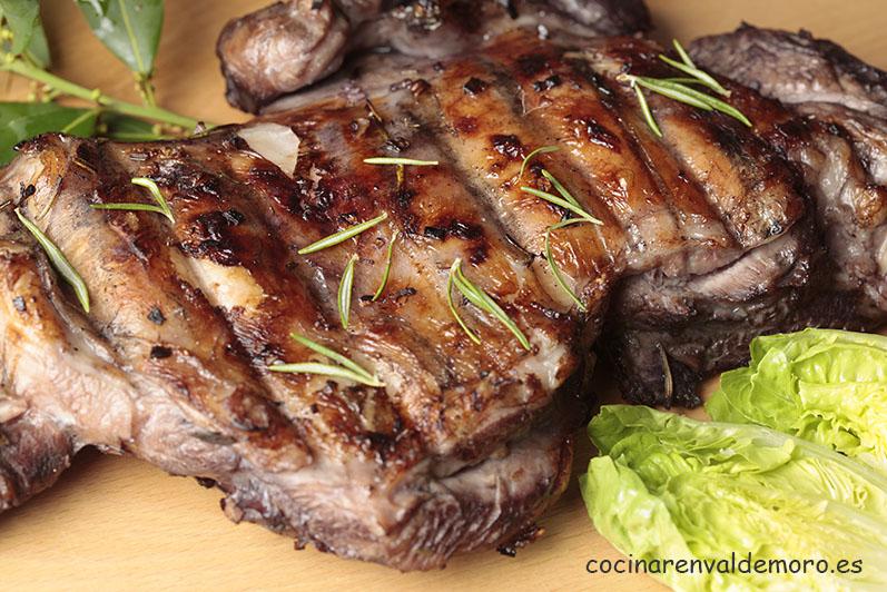 Cocinar Paletilla De Cordero | Pierna De Cordero A La Brasa Cocinar En Valdemoro