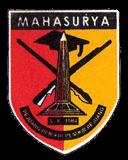 Lambang Mahasurya