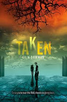 book cover of Taken by Erin Bowman