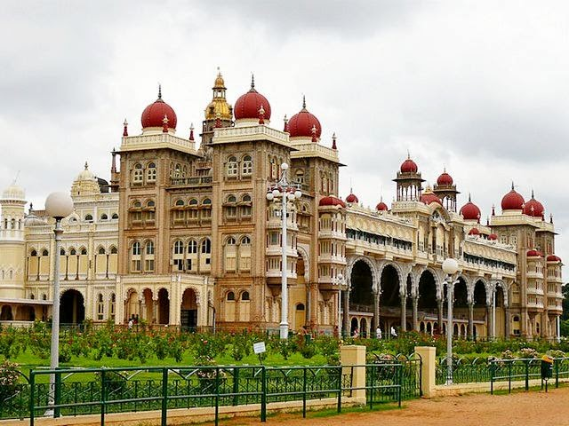 Tourist attractions in Mysore