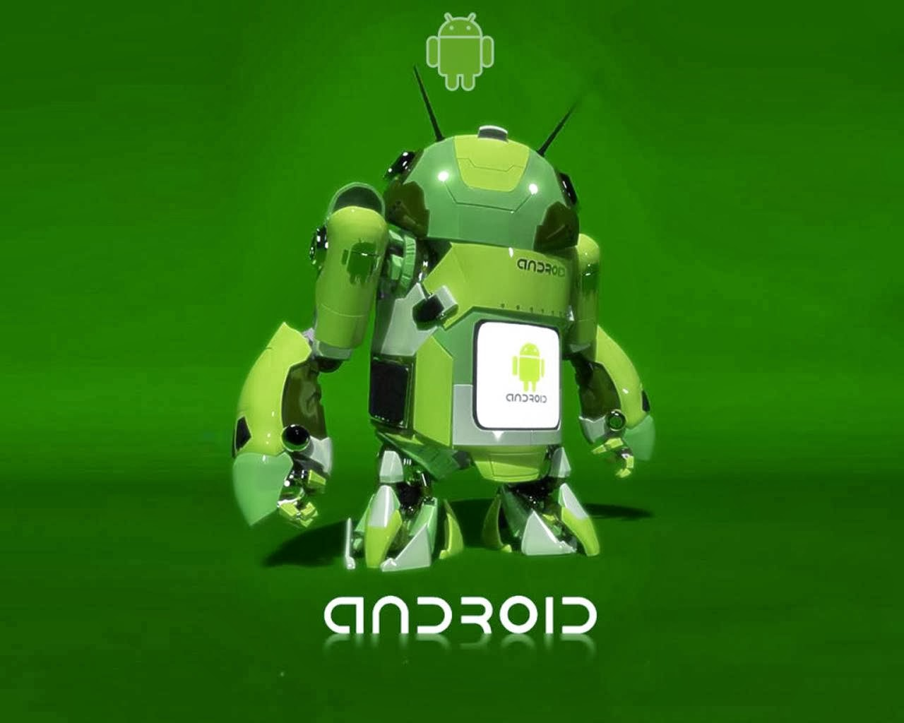 Android Wallpaper 3D