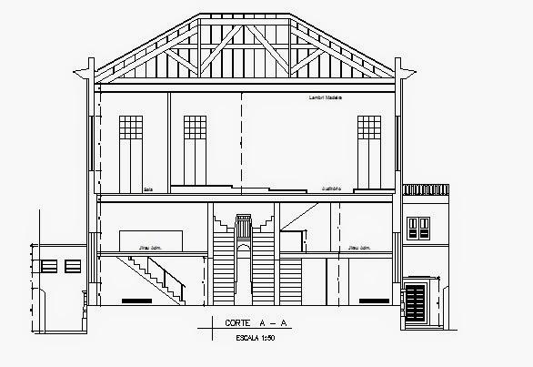 Casa Antiga - Centro