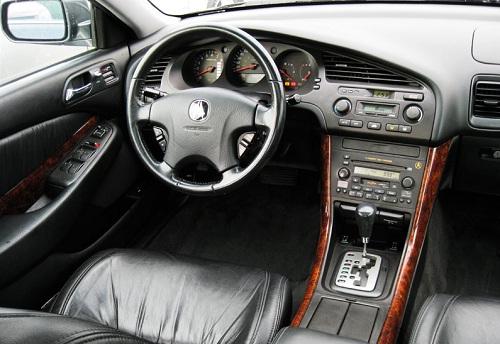 Acura Tl Interior View