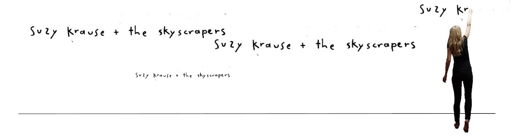 suzy krause+the skyscrapers