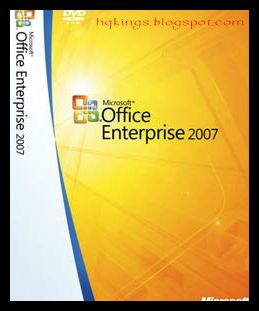 Microsoft Office 2007 Enterprise SP2