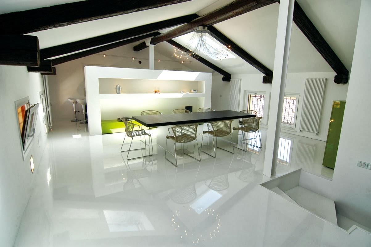 Saiba como escolher o piso ideal para sua casa #644C39 1203x800 Banheiro Com Banheira Integrada