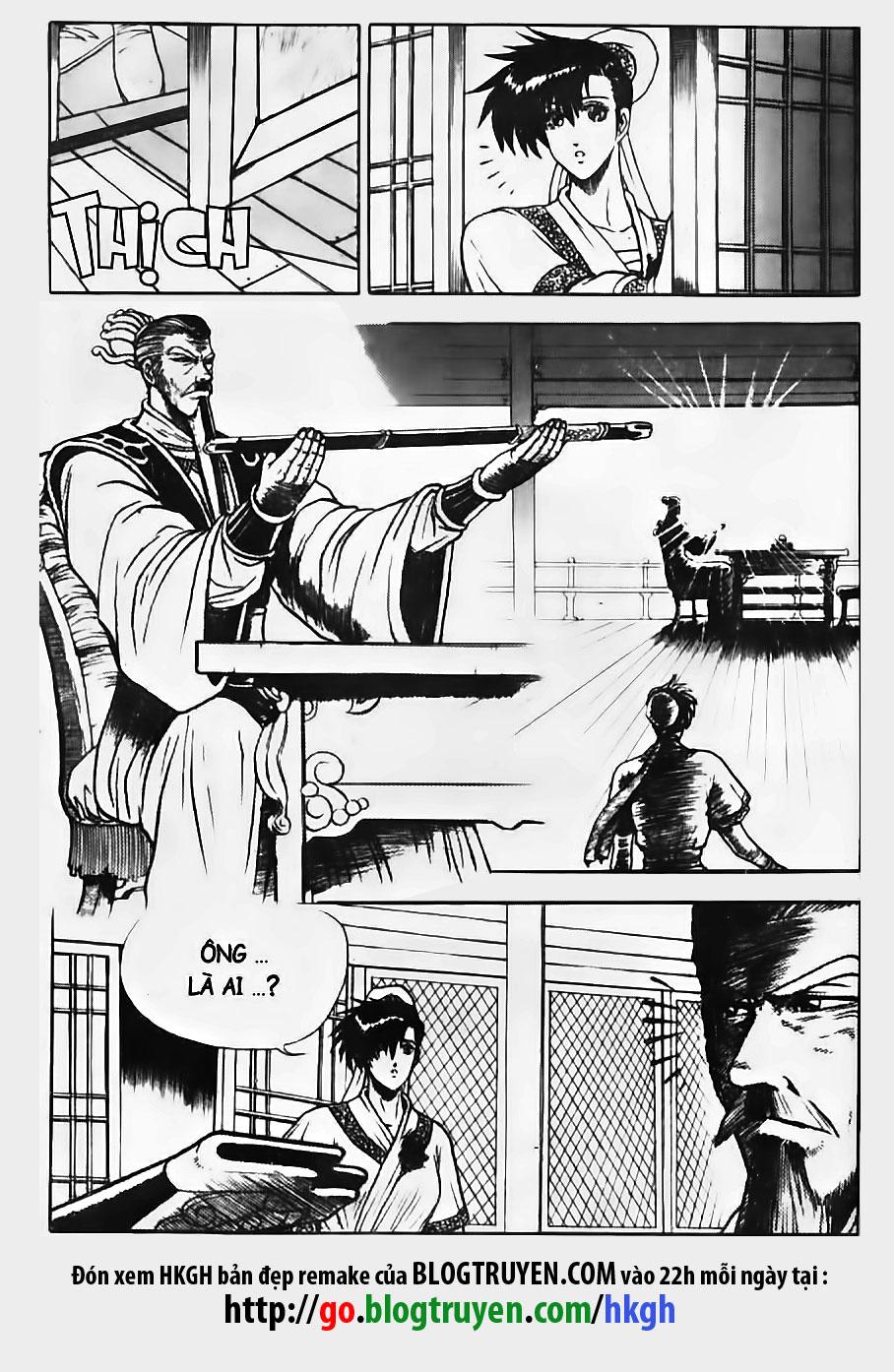 Hiệp Khách Giang Hồ chap 18 Trang 4 - Mangak.info