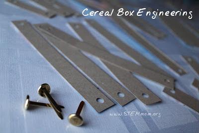 Cereal Box Engineering: STEM Mom.org