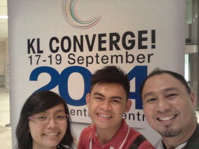 KL Converge 2014 : Perkongsian Pemenang LRK2013