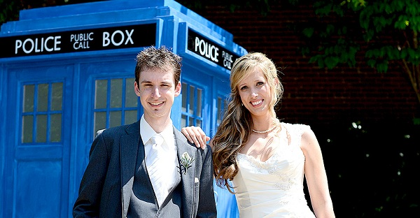 The Greatest Doctor Who Cosplay Wedding Photos You Ll See Today