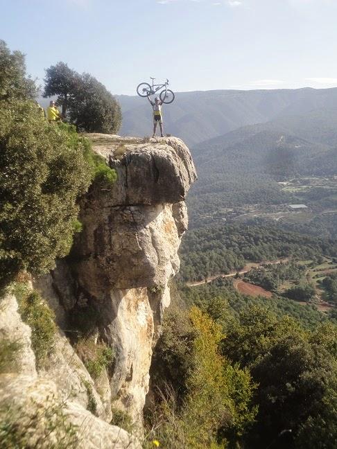 Bikesteros En Btt Centellas Granollers Un Cl Sico De Amigos