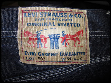 Levi's 503 RE-PRO Limited