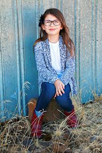 Molly Lynn Elizabeth, 8