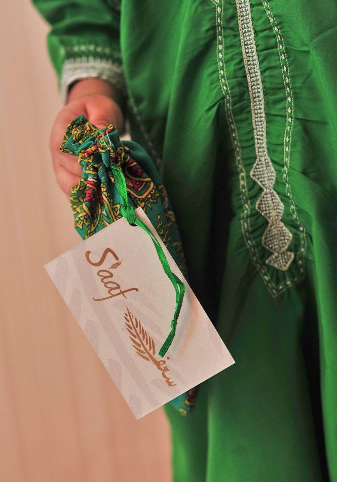 KHALEEJI ABAYAS & Omani Designers S'aaf and Harayer Al Khaleej