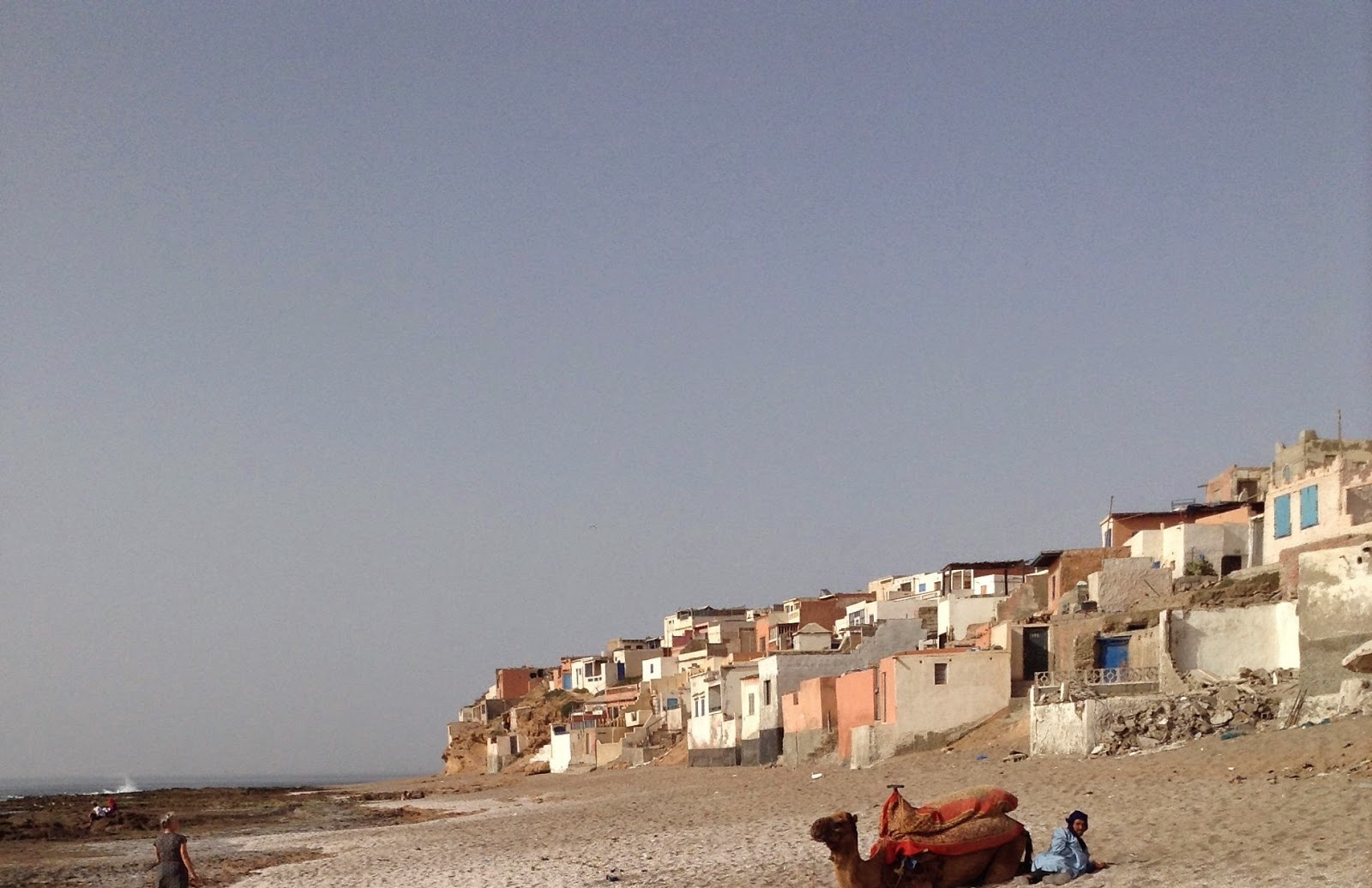 A Passage To Tangier