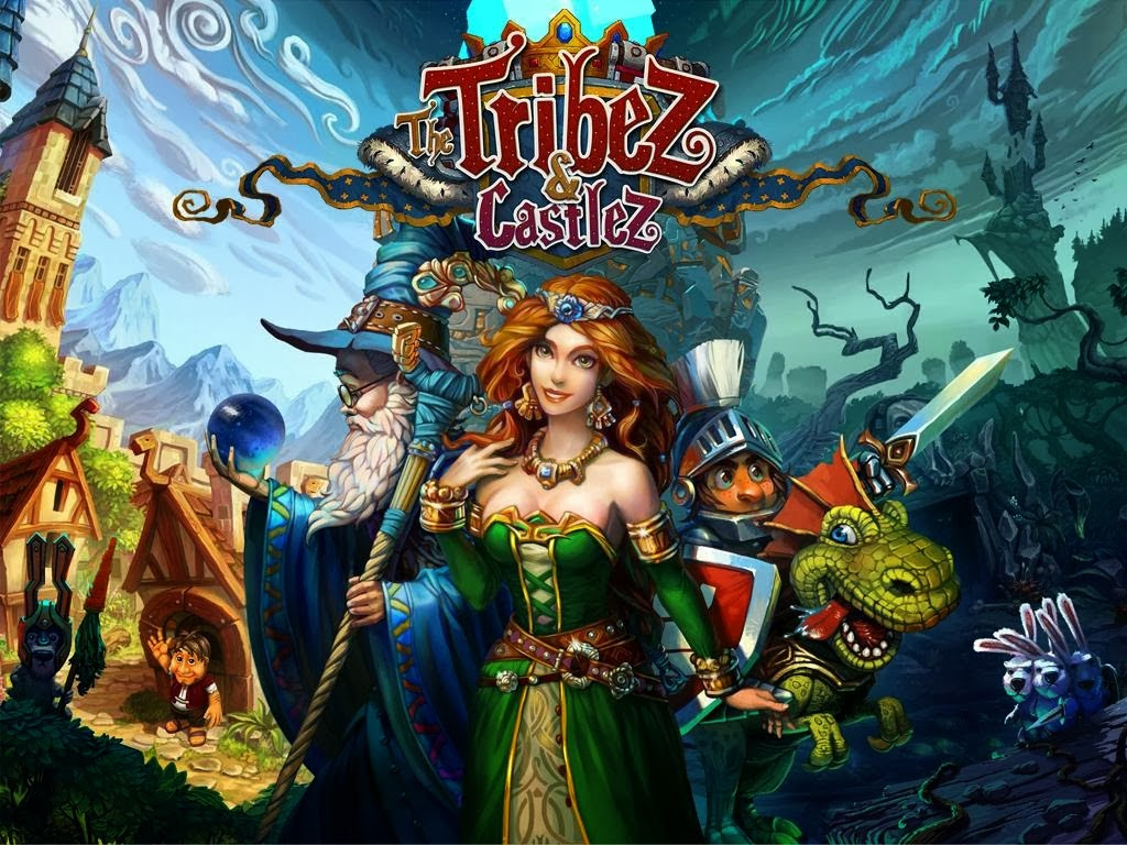 The Tribez & Castlez v1.01.08 [Unlimited Gems/Coins]
