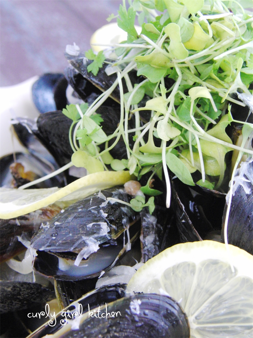 Spicy Steamed Mussels In Miso Broth Recipes — Dishmaps