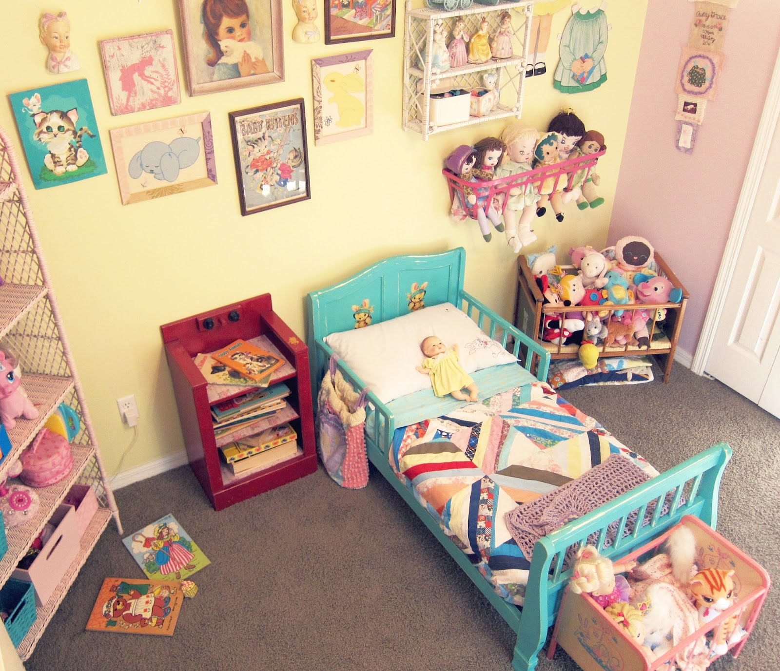 Beautiful Toddler Wall Decor Ideas Images - The Wall Art Decorations ...