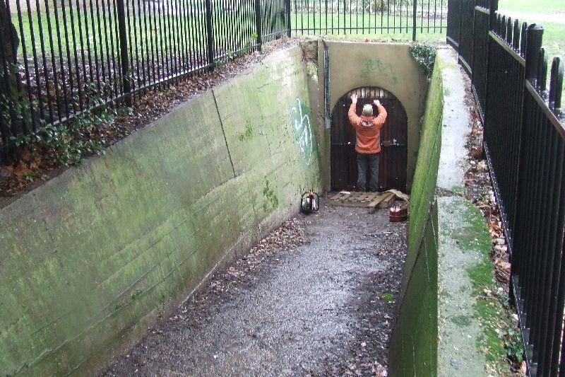 Subterranean History Pierremont Air Raid Shelter Broadstairs