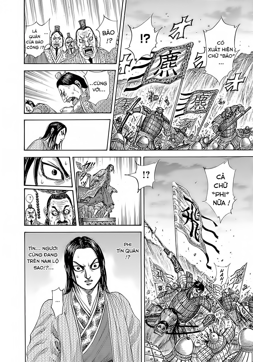Kingdom - Vương Giả Thiên Hạ Chapter 322 page 3 - IZTruyenTranh.com