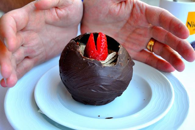 круглый десерт