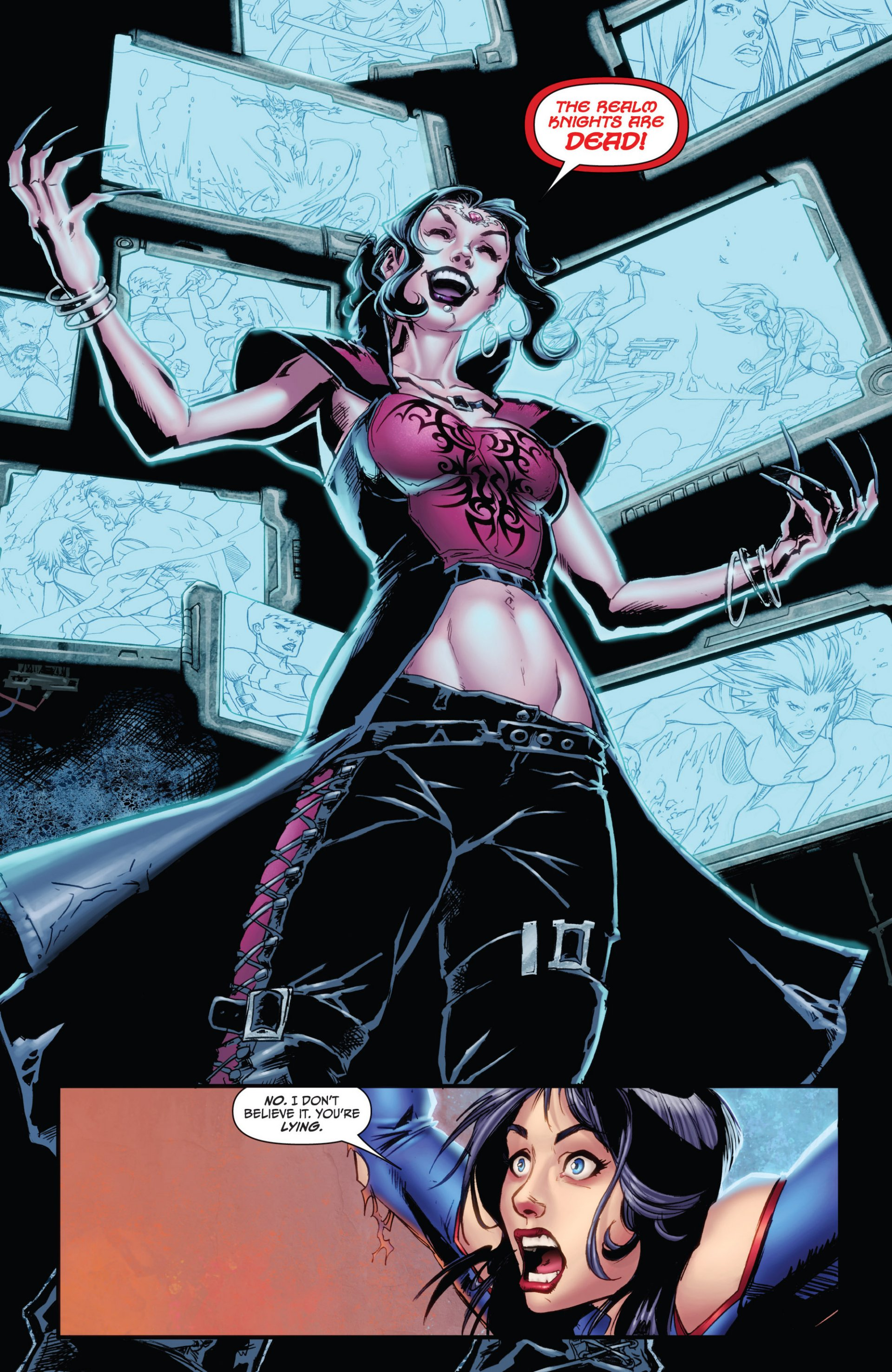Grimm Fairy Tales (2005) Issue #99 #102 - English 6