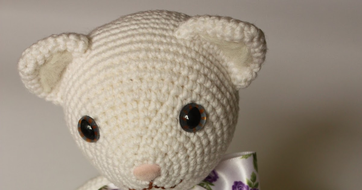 Amigurumi Rat : Toys crochet hand knit smart mouse with glasses amigurumi eco
