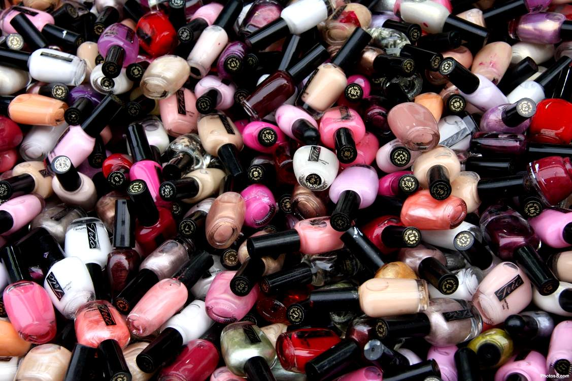 I know, right?: The History of Nail Art