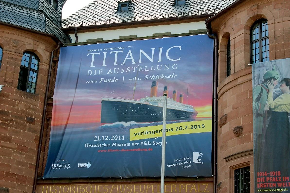 ber hrtsein titanic ausstellung in speyer. Black Bedroom Furniture Sets. Home Design Ideas