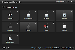 Bitdefender Internet Security 2013 Full Activation Loader