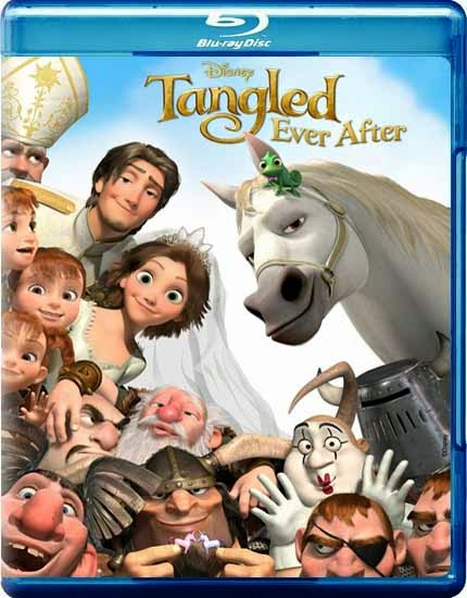 Tangled Ever After 2012 Dual Audio 720p BRRip 60MB Short Film