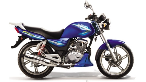 Suzuki EN150A côn tay - Những xe tay côn có giá dưới 50 triệu