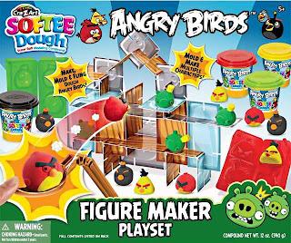 Afbeelding van Angry Birds bouwdoos