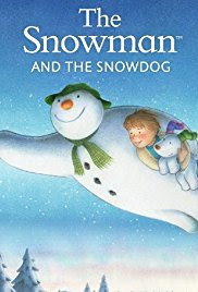 The Snowman and the Snowdog Poster