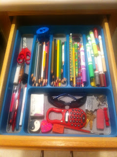 Junk Drawer Makeover